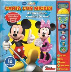 canta con mickey-9781503700666