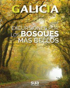 galicia: excursiones por los bosques mas bellos-anxo rial-9788482166780