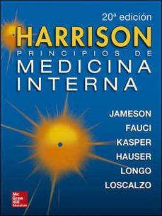 harrison. principios de medicina interna, 2 volúmenes (20ª ed.)-9781456264864