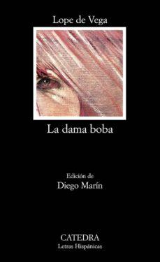 la dama boba (25ª ed.)-felix lope de vega-9788437600758