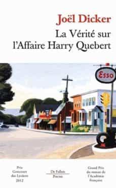 la verite sur l affaire harry quebert-joël dicker-9782877068635