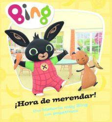 ¡hora de merendar! (bing. primeras lecturas)-9788448848019