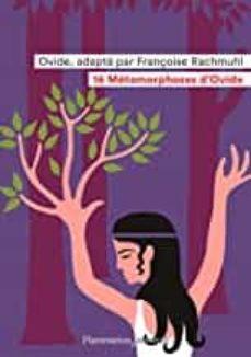 16 metamorphoses d ovide (contes et légendes)-françoise rachmuhl-9782081480346