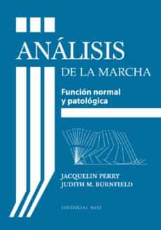 análisis de la marcha-jacquelin perry-judith m. burnfield-9788415706489