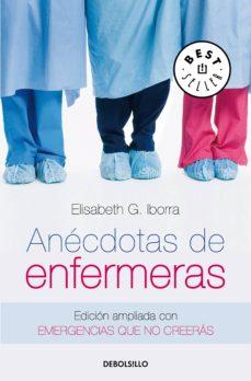 anécdotas de enfermeras-elisabeth g. iborra-9788466348270