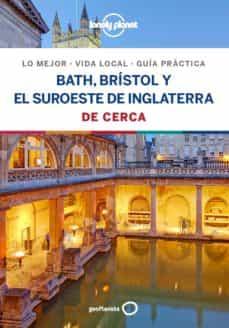 bath, brístol y el suroeste de inglaterra de cerca 2019 (1ª ed.)-belinda dixon-oliver berry-9788408206729