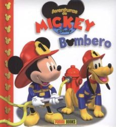 bombero (las aventuras de mickey)-nathalie bélineau-9788491674894