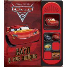 cars, 3 libro musical 7 botones-9781503725522