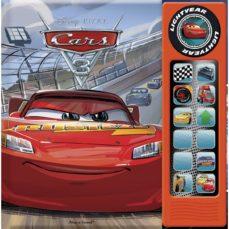 cars 3 marco 3d libro musical 13 botones-9781503722156