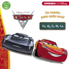 cars 3. un cuento para vocal: a, e, i, o, u (leo con disney nivel 1)-9788416931071