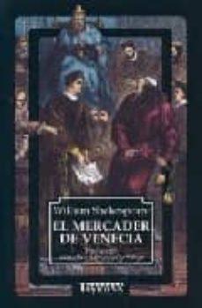 el mercader de venecia-william shakespeare-9788484183402