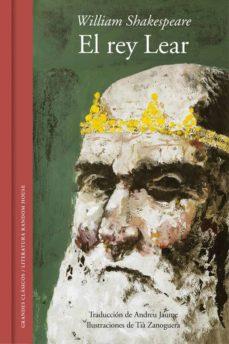 el rey lear (edición ilustrada y bilingue)-william shakespeare-9788439732174