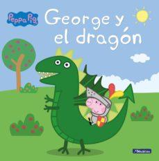 george y el dragón (peppa pig. primeras lecturas)-9788448850722
