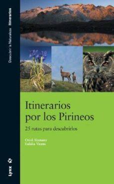 itinerarios por los pirineos: 25 rutas para descubrirlos-oriol alamany-9788496553286