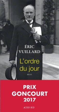 l ordre du jour (prix goncourt 2017)-eric vuillard-9782330078973