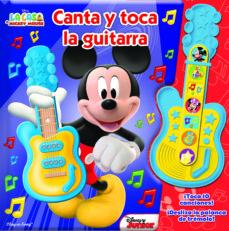 la casa de mickey mouse: canta y toca la guitarra-9781503708471