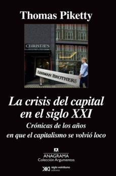 la crisis del capital en el siglo xxi-thomas piketty-9788433963949