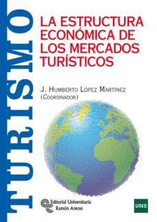 la estructura economica de los mercados turisticos-jose humberto lopez martinez-9788499611167