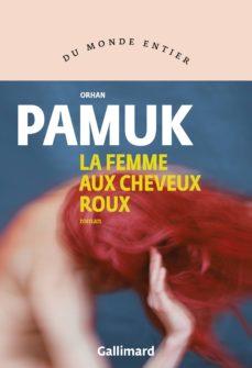 la femme aux cheveux roux-orhan pamuk-9782072720048