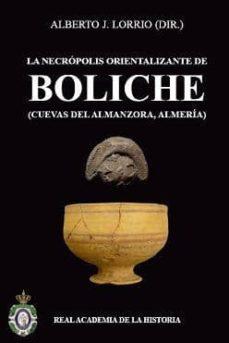 la necropolis orientalizante de boliche-albert lorrio-9788415069706