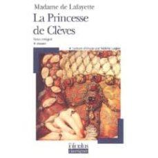 la princesse de cleves (texte integral + dossier)-madame de lafayette-9782070305933