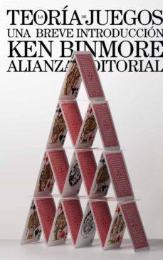 la teoria de juegos: una breve introduccion-ken binmore-9788420662190