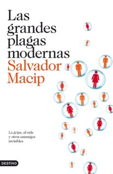 las grandes plagas modernas-salvador macip-9788423342136