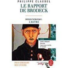 le rapport de brodeck (edition pedagogique)-philippe claudel-9782253183358
