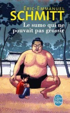 le sumo qui ne pouvait pas grossir-eric-emmanuel schmitt-9782253194187