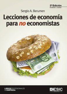 lecciones de economia para no economistas (3ª ed.)-sergio a. berumen-9788417129286