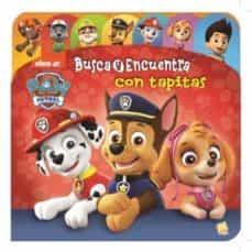 levanta tapitas busca y encuentra patrulla canina-9781503744745