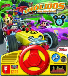 libro con volante mickey y los superpilotos-9781503733343