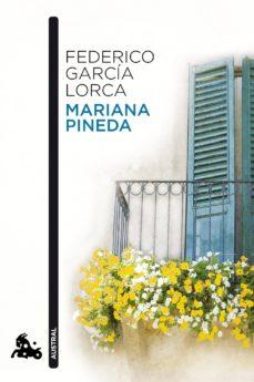 mariana pineda-federico garcia lorca-9788467036077