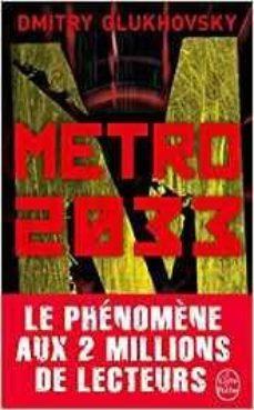 métro 2033-dmitry glukhovsky-9782253083009