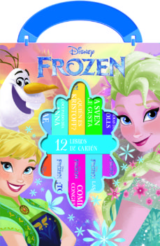 mi primera librería frozen-9781503746879