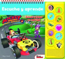 mickey y los superpilotos escucha y aprende-9781503722521
