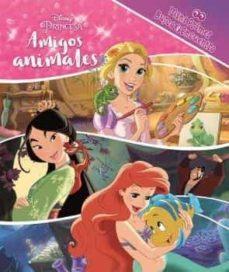 mini primer busca y encuentra princesa: amigos animales-9781503741379