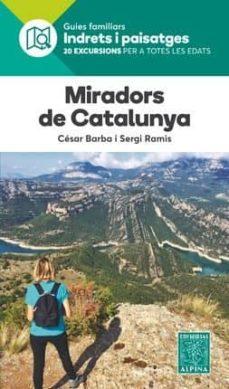 miradors de catalunya-9788480907569