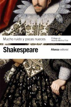 mucho ruido y pocas nueces-william shakespeare-9788420608945