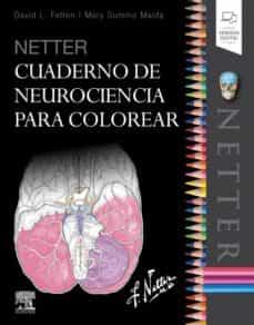 netter. cuaderno de neurociencia para colorear-d. l. felten-9788491134572