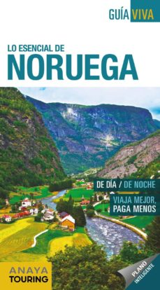 noruega 2019 (guia viva) (6ª ed.)-mario del rosal-9788491580775