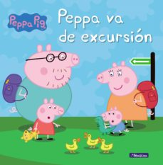 peppa va de excursion (peppa pig 16)-9788448835569