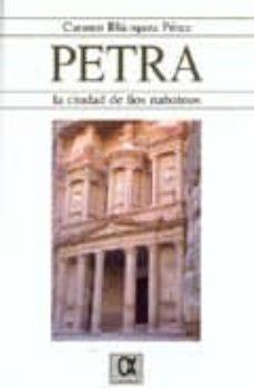 petra: la ciudad de los nabateos-carmen blanquez perez-9788495414113