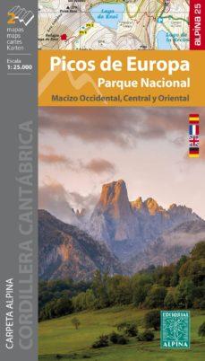 parque nacional de picos de europa-9788480907804