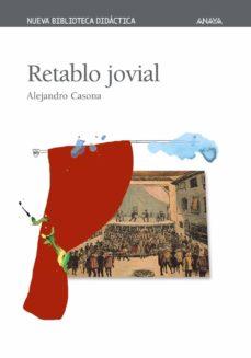 retablo jovial-alejandro casona-9788466706223