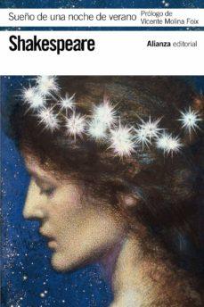 sueño de una noche de verano-william shakespeare-9788420653358