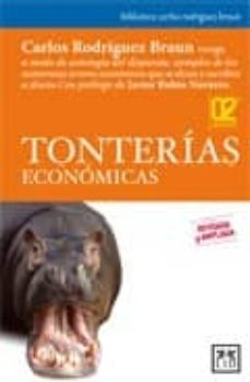 tonterias economicas-carlos rodriguez braun-9788483560174