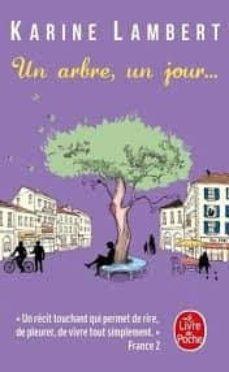 un arbre, un jour...-karine lambert-9782253100737