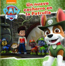 un nuevo cachorro en la patrulla (paw patrol - patrulla canina. primeras lecturas)-9788448849696