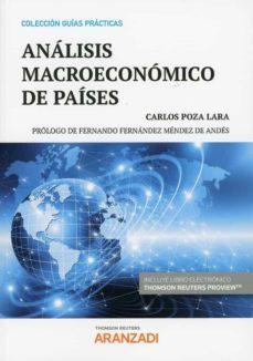análisis macroeconómico de países-carlos poza lara-9788413094724